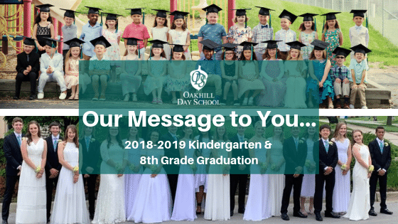 Graduation Blog Header